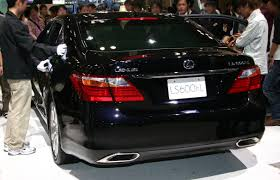lexus wikipedia car file 2009 lexus ls600hl rear jpg wikimedia commons