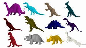 dinosaur colors 2 kids u0027 picture show fun u0026 educational