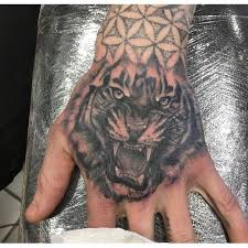 50 stunning tiger head tattoo design ideas 2018 tiger head