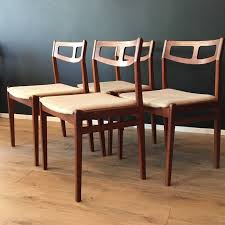Wicker High Back Dining Chair Dining Room Vintage Modern Dining Table Indoor Wicker Dining