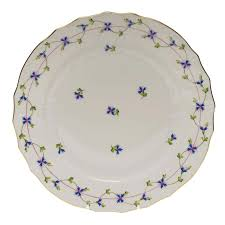 herend blue garland china herend china china tabletop
