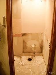 budget bathroom makeover before u0026 after our old house polished