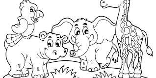 Coloriages animaux à imprimer  Magicmamancom