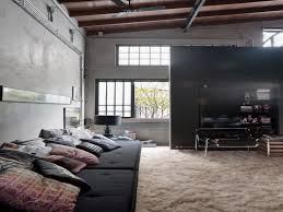 Industrial Bedroom Ideas Awesome Industrial Bedroom Design Ideas With Concrete Wall And