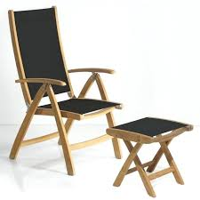 reclining patio chair with ottoman sophisticated patio chair with ottoman outdoor reclining chairs