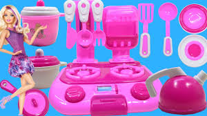 Kitchen Set Cooking Toys For Kids Toy Kitchen Set Cooking Playset For