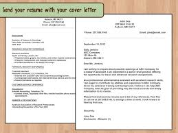 How To Type A Cover Letter For Resume How To Write A Cover Letter For A Recruitment Consultant With