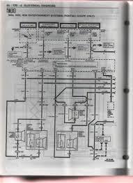 1996 10 speaker pontiac system pre monsoon aftermarket 5 channel