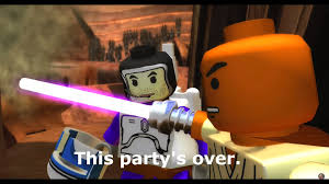 Lego Star Wars Meme - prequel memers think they can start making lego star wars memes