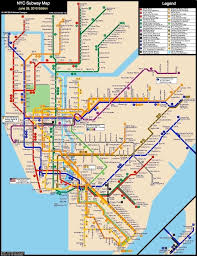 Westward Expansion Map My First Fantasy Map New York City Subway Nyc Transit Forums