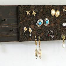 earring holder for studs best wall earring holder products on wanelo