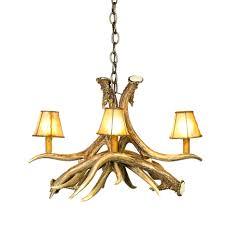 antler chandeliers cast horn designs