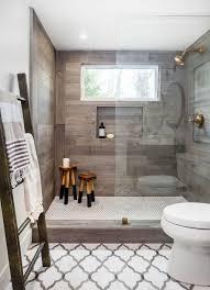 rustic modern farmhouse bath tour small master bathroom tile makeover design ideas 7 bathroom