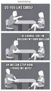 Speed Dating Meme - good jokes for speed dating why good people ghost the rise of a