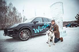 porsche winter porsche winter off road festival порше центр челябинск