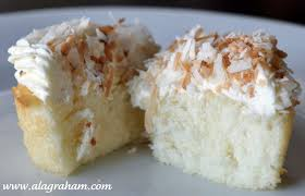 Homemade Coconut Cake by A La Graham 04 10
