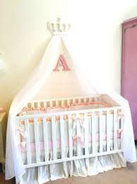 Bed Crown Canopy Home Goods To Create A Nursery Fit For Royalty Bed Crown Rh