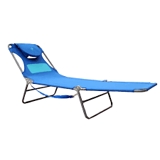 Lightweight Folding Chaise Lounge Amazon Com Ostrich Ladies Comfort Lounger Pink Patio Lawn