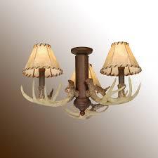 Deer Antler Ceiling Fan Light Kit Lk33053wp Ceiling Fan Light Mini Chandelier