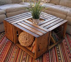 coffee table coffee table rustic wooden square unique wood