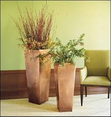 copper planters all about planters