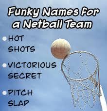 50 netball team name ideas that sound remarkably audacious