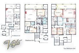 floor plans u2013 the vista condominiums