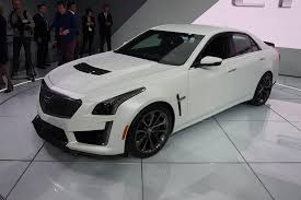 cadillac cts v 4 door naias 2015 cadillac unveils 2016 cts v plans for fighter