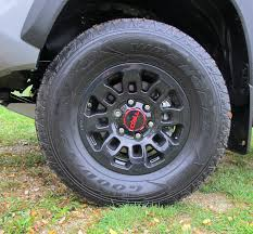 Trd Canada Tacoma Goes Anywhere In Trd Pro Style Wheels Ca