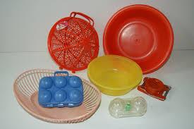 plastique cuisine ustensilles de cuisine en plastique vintage goldies