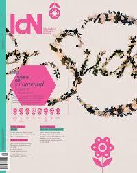 idn v20n5 organic ornaments on editorial design served layout