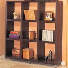 cappuccino finish home office bookcase bookcases