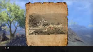 Eastmarch Ce Treasure Map The Elder Scrolls Online Morrowind Vvardenfell Treasure Map 2 Ii