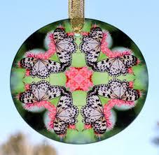 butterfly glass sun catchers