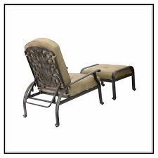 Patio Chair With Ottoman Coredesign Interiors With Reclining Patio