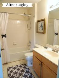 Staged Bathroom Pictures by Rachel U0027s Nest May 2013