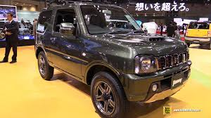 suzuki jeep 2016 2016 suzuki jimny land venture exterior and interior walkaround
