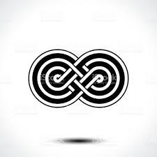infinity number infinity symbol icon stock vector art 826598100 istock