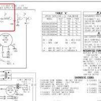 wiring diagram trane air conditioner yondo tech