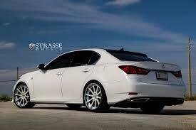 lexus gs350 f sport upgrades lexus gs350 f sport strasse wheels tuning cars white wallpaper