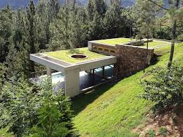 fascinating underground homes hillside houses rent a basement