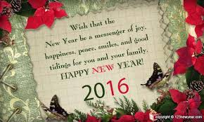 happy new year messages happy holidays
