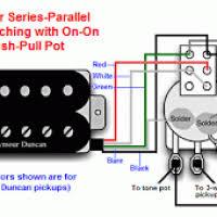series vs parallel wiring guitar pickups yondo tech