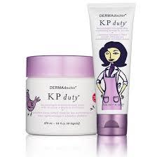 amazon com dermadoctor kp duty dry skin duo beauty