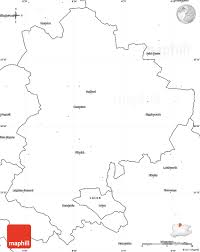 Blank Map Of Scotland Printable by Blank Simple Map Of Bedfordshire County