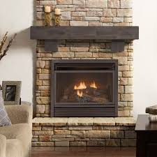 furniture modern ventless gas fireplace insert some facts about
