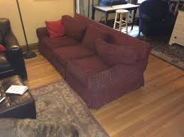 how to get rid of old sofa one man s trash the complications of getting rid of an old sofa