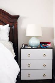 ikea askvoll hack ikea hacks 50 nightstands and end tables