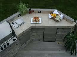 outdoor kitchen countertop ideas outdoor kitchen tile countertop ideas ordubad info