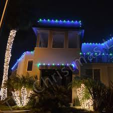 palos verdes christmas lights la xmas
